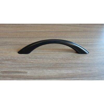 Fogantyú, fekete színű, lyuktáv:96 mm