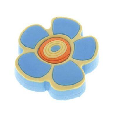 Gomb fogantyú - Virág